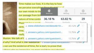 Unplag Plagiarism Detection Online Tool for Educators 1