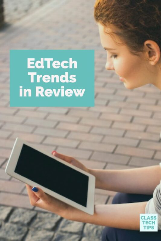 2015's EdTech Trends in Review