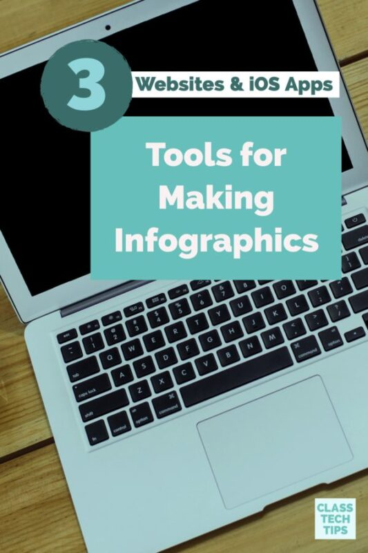 3 Tools for Making Infographics: Websites & iOS Apps