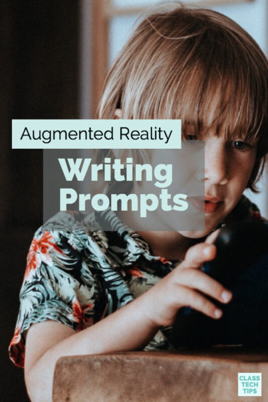 Augmented Reality Writing Prompts