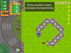Junior Coder App to Support 21st Century Skills