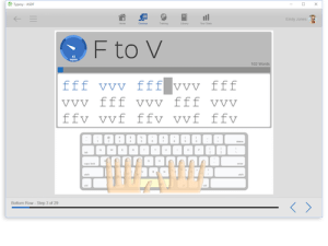 Learn to Type with Typesy Typing Tutor 1