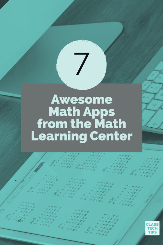 7 Awesome Math Apps from the Math Learning Center