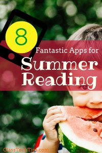 8 Fantastic Apps for Summer Reading on iPads