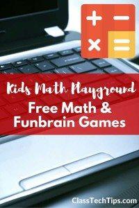 Kids Math Playground: Free Math & Funbrain Games