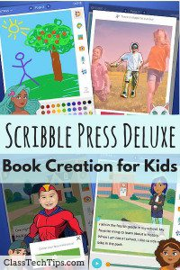 Scribble Press Deluxe: Book Creation for Kids