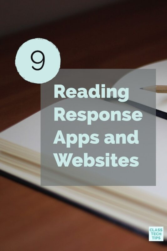 Reading Response Apps