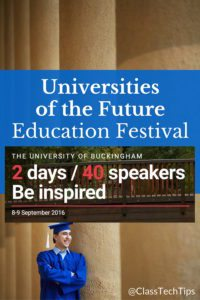 Universities of the Future Education Festival