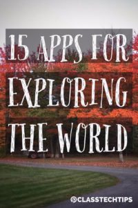 Apps for Exploring