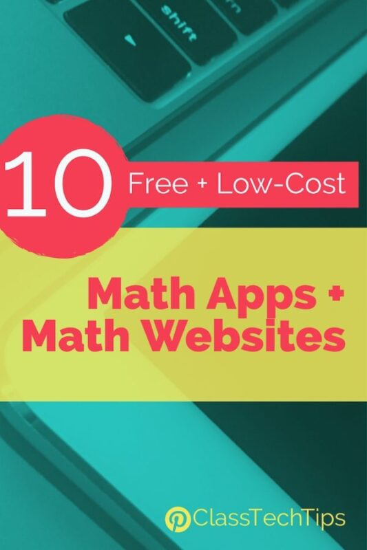 10 Free and Low-Cost Math Apps and Math Websites 4