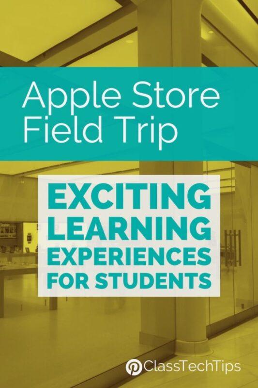Apple Store Field Trip