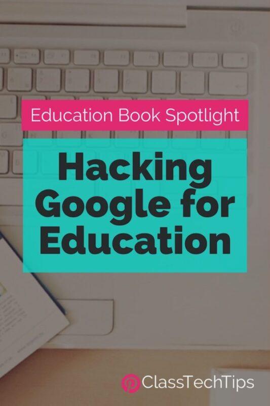 Hacking Google for Education: Education Book Spotlight