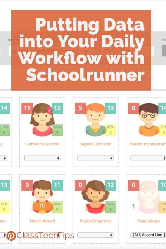 Putting Data into Your Daily Workflow with Schoolrunner
