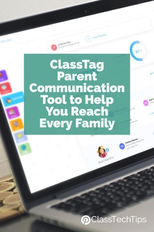 ClassTag Parent Communication Tool to Help You Reach Every Family