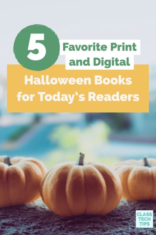 Halloween Books for Today's Readers