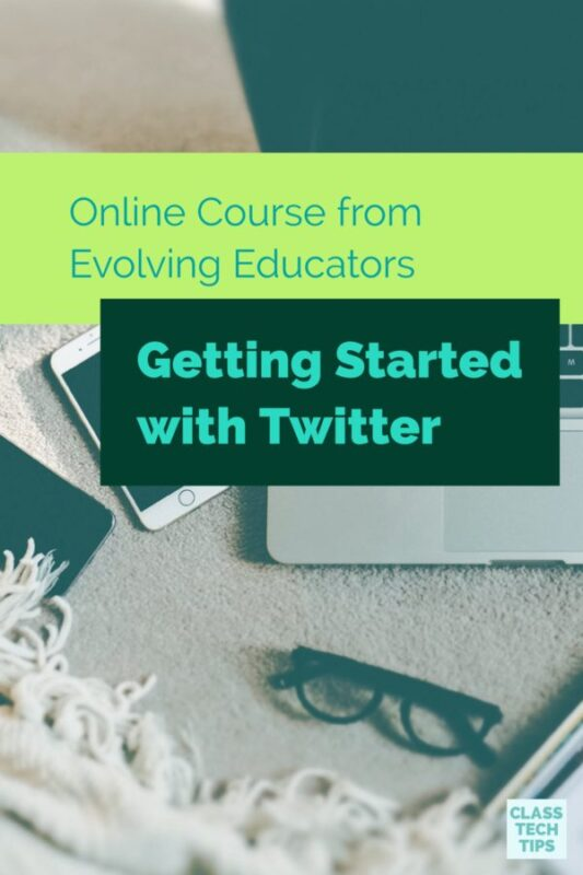 Online Course from Evolving Educators Getting Started with Twitter 4