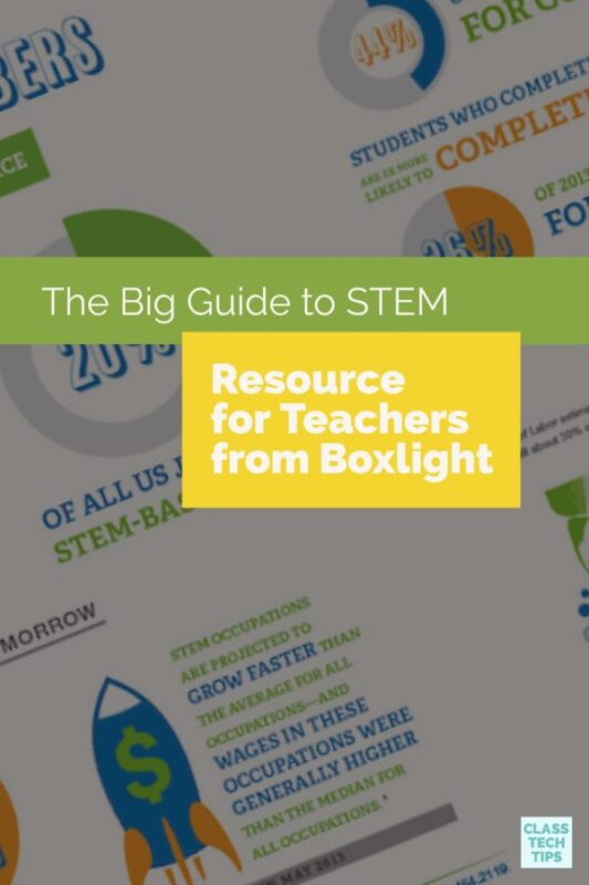 The Big Guide to STEM 4
