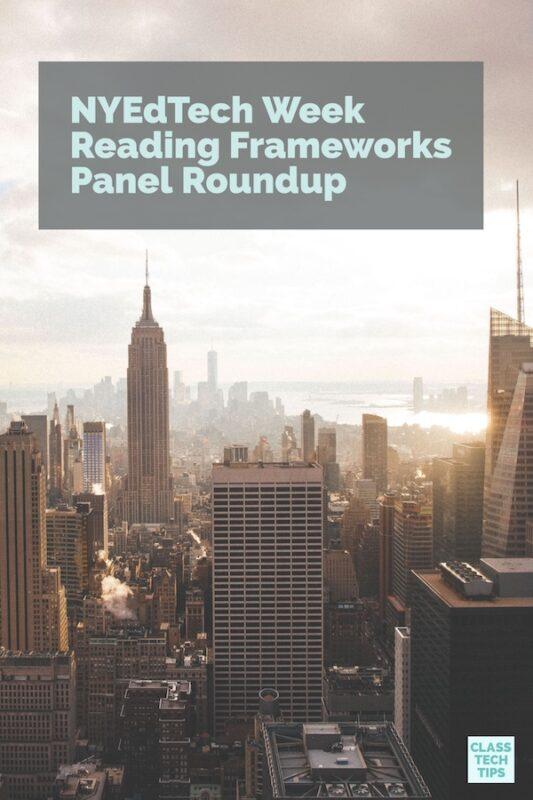 Reading Frameworks Panel Roundup 3