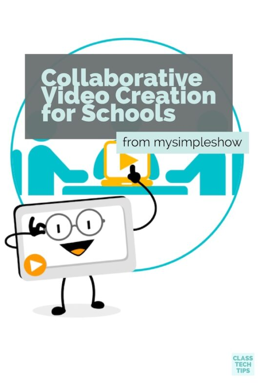 Collaborative Video Creation for Schools from mysimpleshow