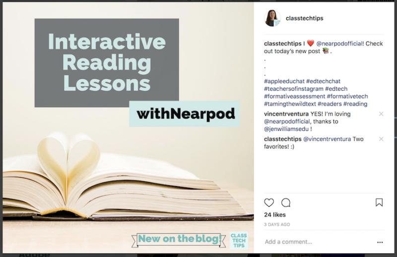 Instagram for Teachers