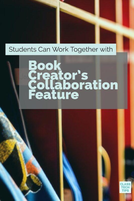 Book Creator Collaboration