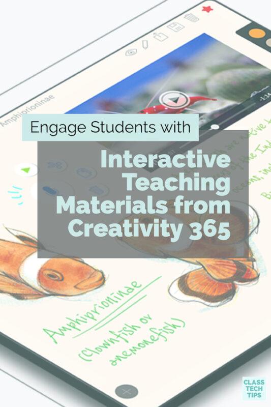 Interactive Teaching Materials