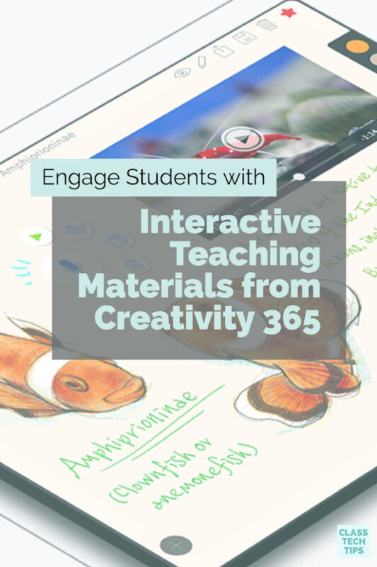 Interactive Teaching Materials