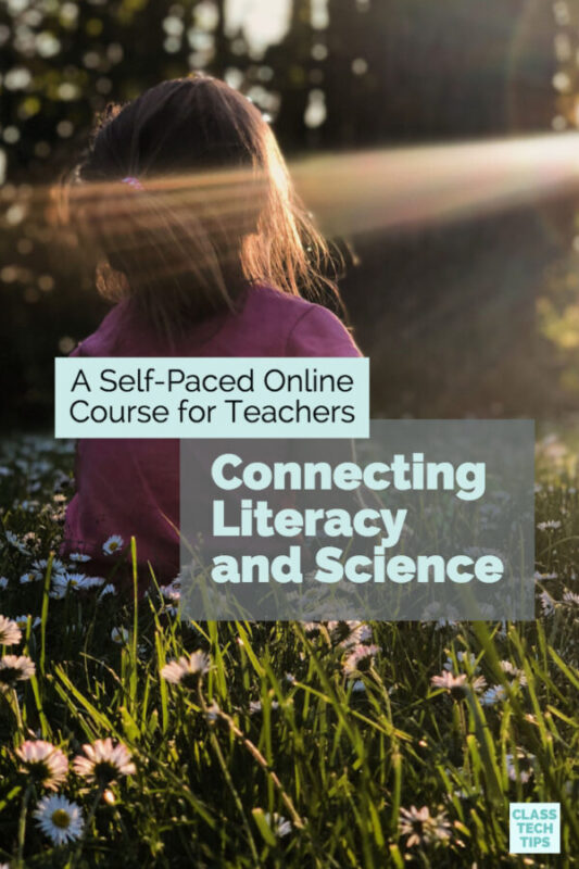 Literacy and Science Course 1