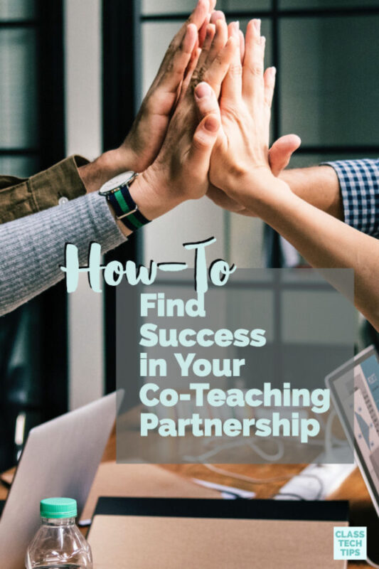 How-To Find Success in Your Co-Teaching Partnership 3
