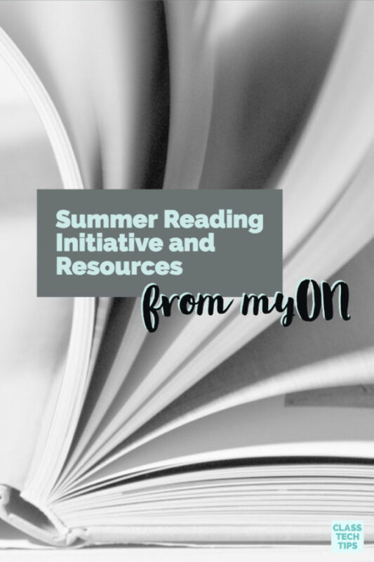 Summer Reading Initiative and Resources from myON