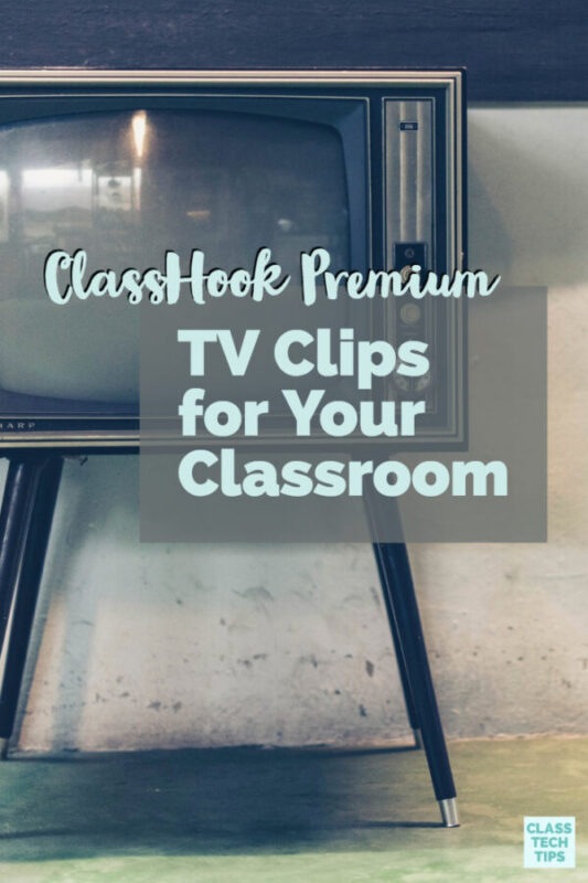 ClassHook Premium TV Clips for Your Classroom 7