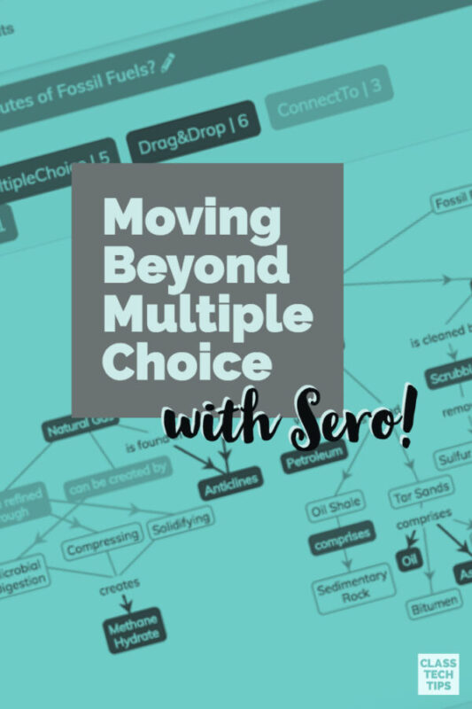Moving Beyond Multiple Choice with Sero! 8