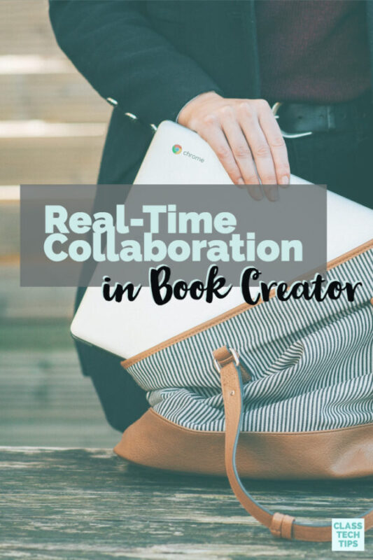 Real-Time Collaboration in Book Creator