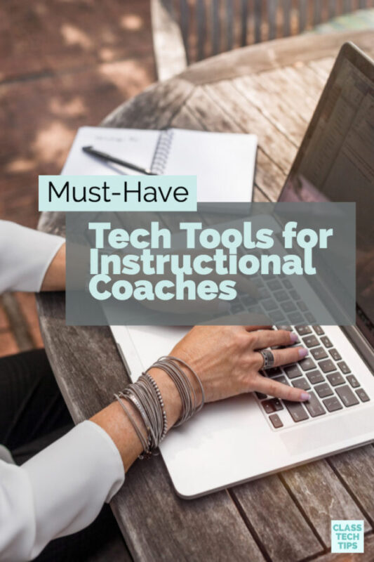 Tech Tools for Instructional Coaches