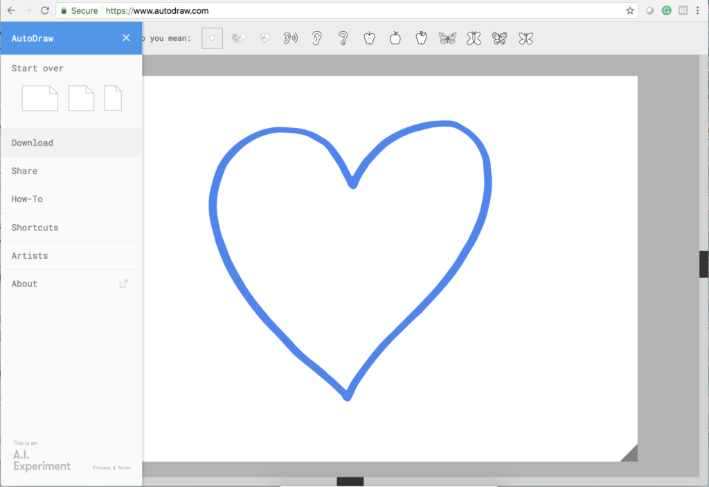 AutoDraw Chrome-Friendly App Smash Tips for Book Creator