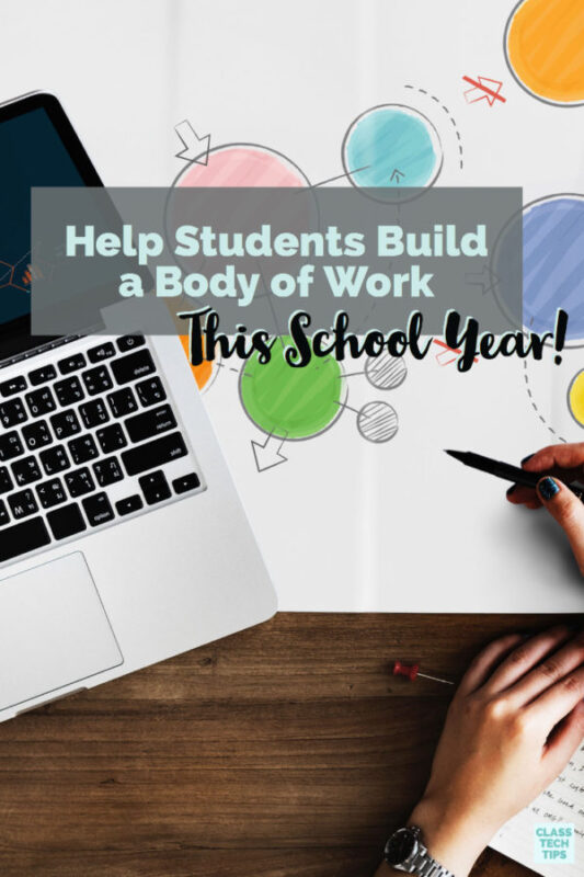 Help Students Build a Body of Work This School Year - bulb 2