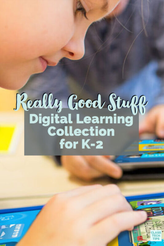 Really Good Stuff Digital Learning Collection