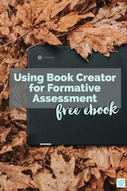 Using Book Creator for Formative Assessment 3