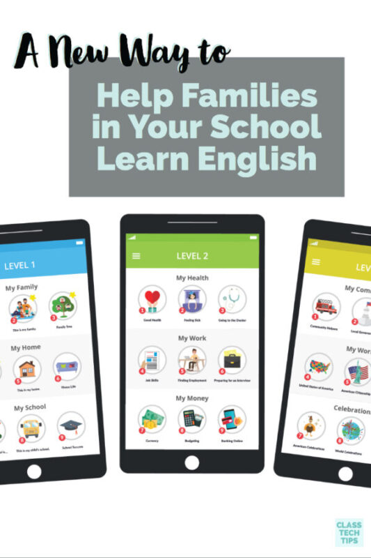 A New Way to Help Families in Your School Learn English