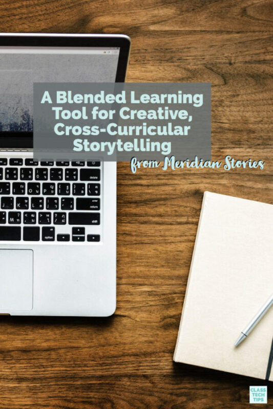 A Blended Learning Tool for Creative, Cross-Curricular Storytelling 5