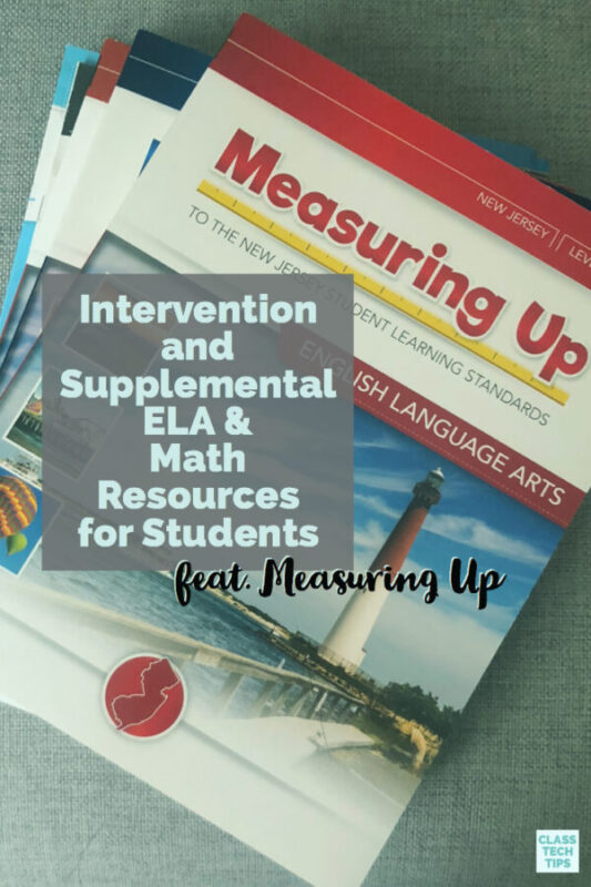 Intervention and Supplemental ELA & Math Resources for Students 3