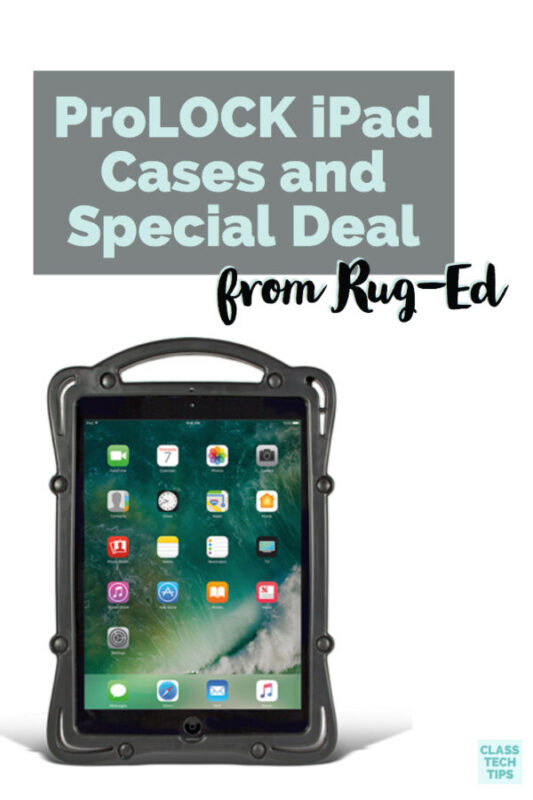 ProLOCK iPad Cases Rug-Ed