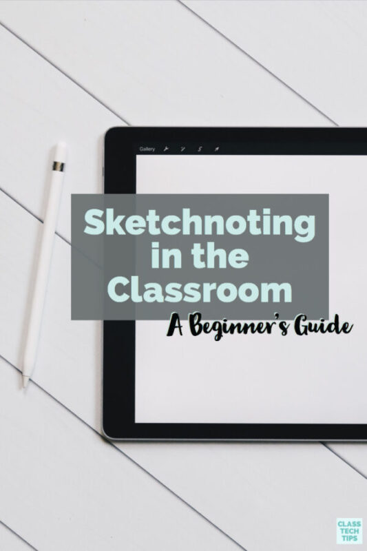 Sketchnoting in the Classroom A Beginner's Guide 4