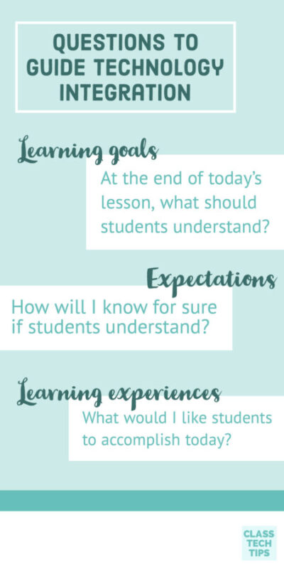 Steps Teachers Can Take to Enhance Learning With Technology