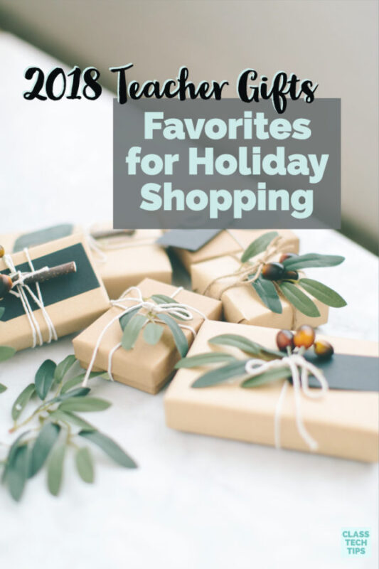 2018 Teacher Gifts Favorites for Holiday Shopping 3