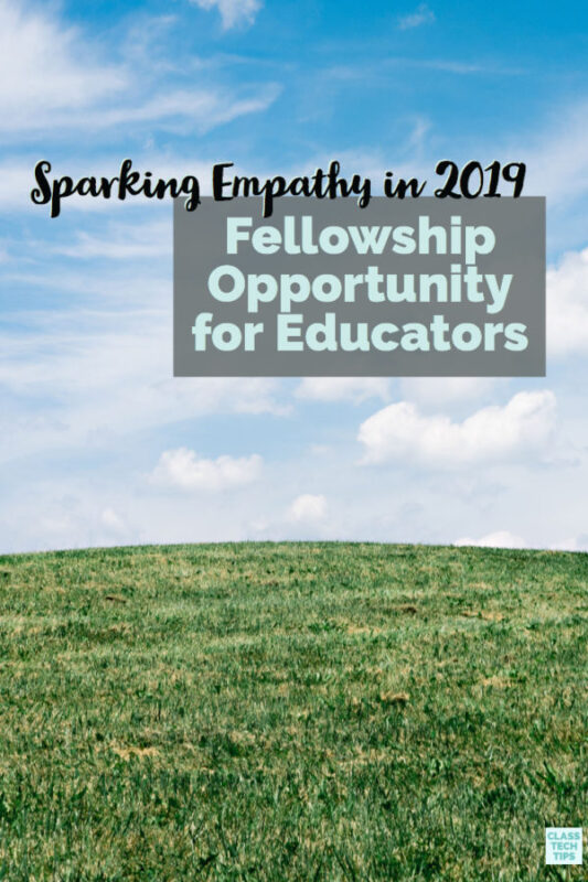 Sparking Empathy in 2019 Fellowship Opportunity for Educators 4
