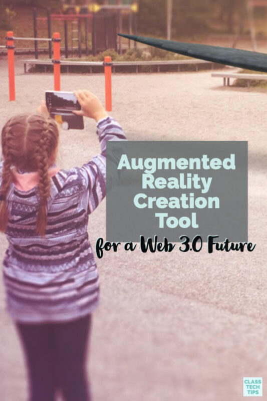 Students and teachers can use this augmented reality creation tool from 3DBear to design their very own AR experiences this school year.