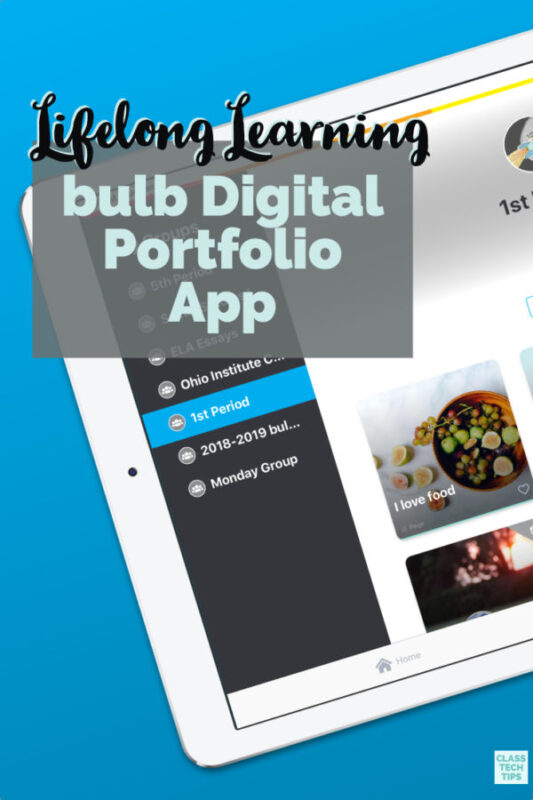 Learn how a digital portfolio app can help grow lifelong learning in your school this year. The team at bulb has a new digital portifolio tool for students.