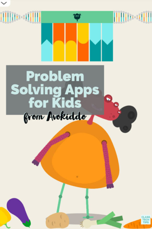 Learn how the logic puzzle and problem solving apps from Avokiddo can be used in your classroom.