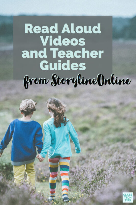 Read aloud video for students with a teacher guide. This includes a reading lesson plan for elementary school.